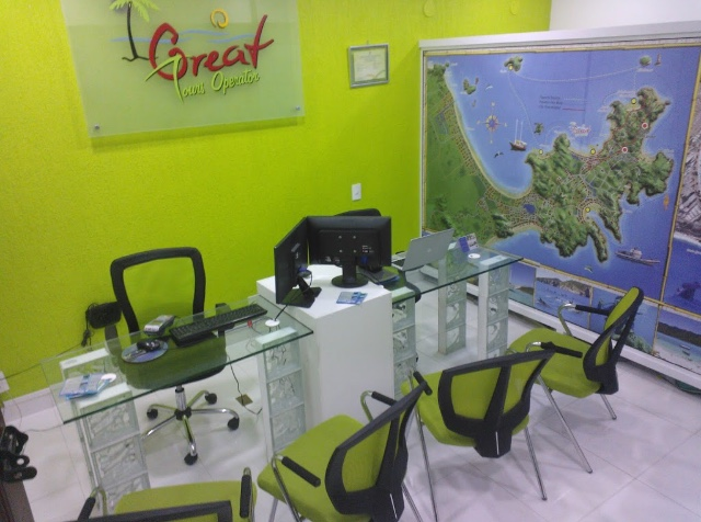 GREAT TOURS OPERATOR