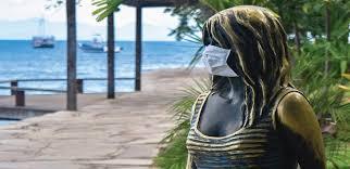 Búzios: uso de máscara é exigido em local público